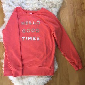 Old Navy Sweatshirt, size XS